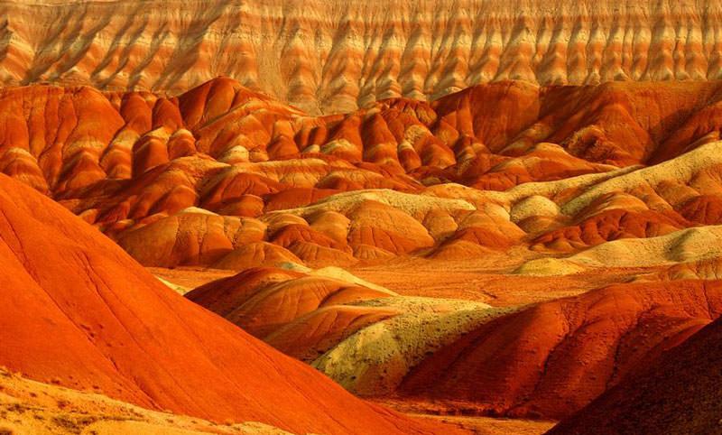 تپه های آلا داغ لار